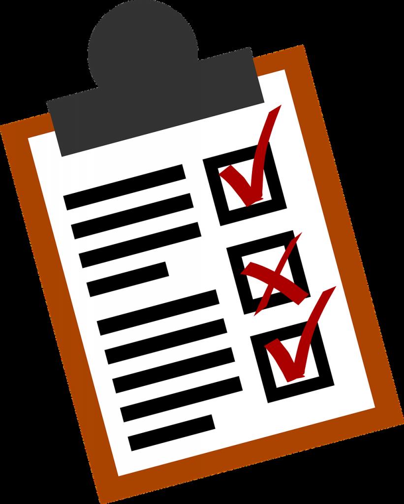 Checklist EHR - Focused Software