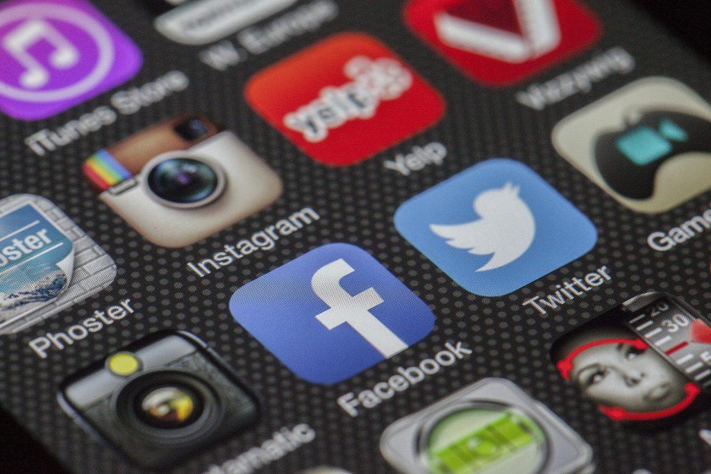 Social media and IDD service provider