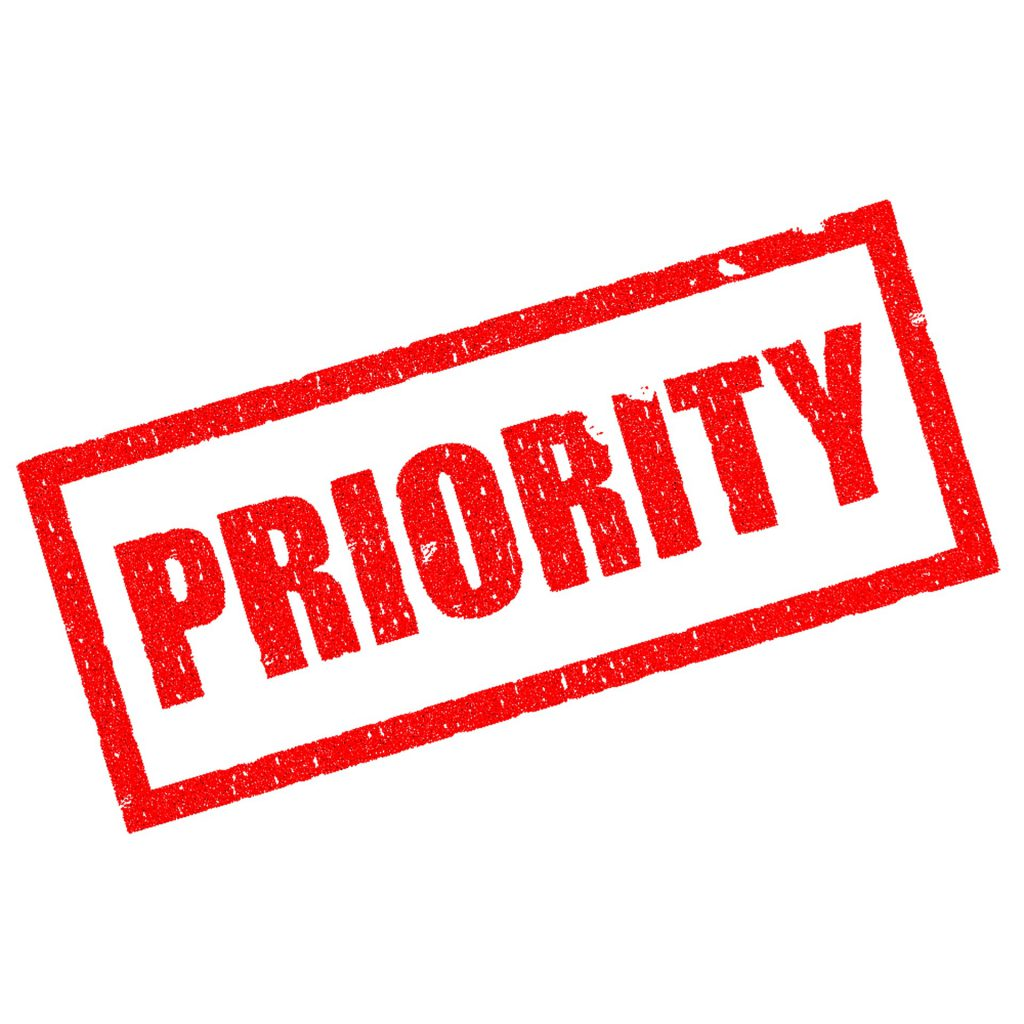 Make a marketing plan a priority