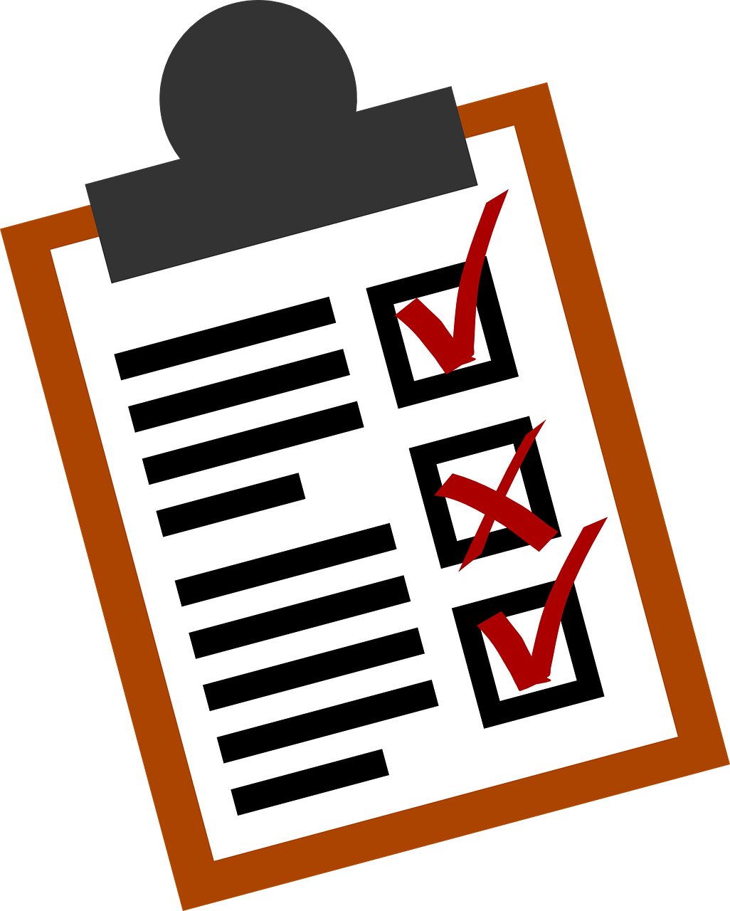 financial audit check list