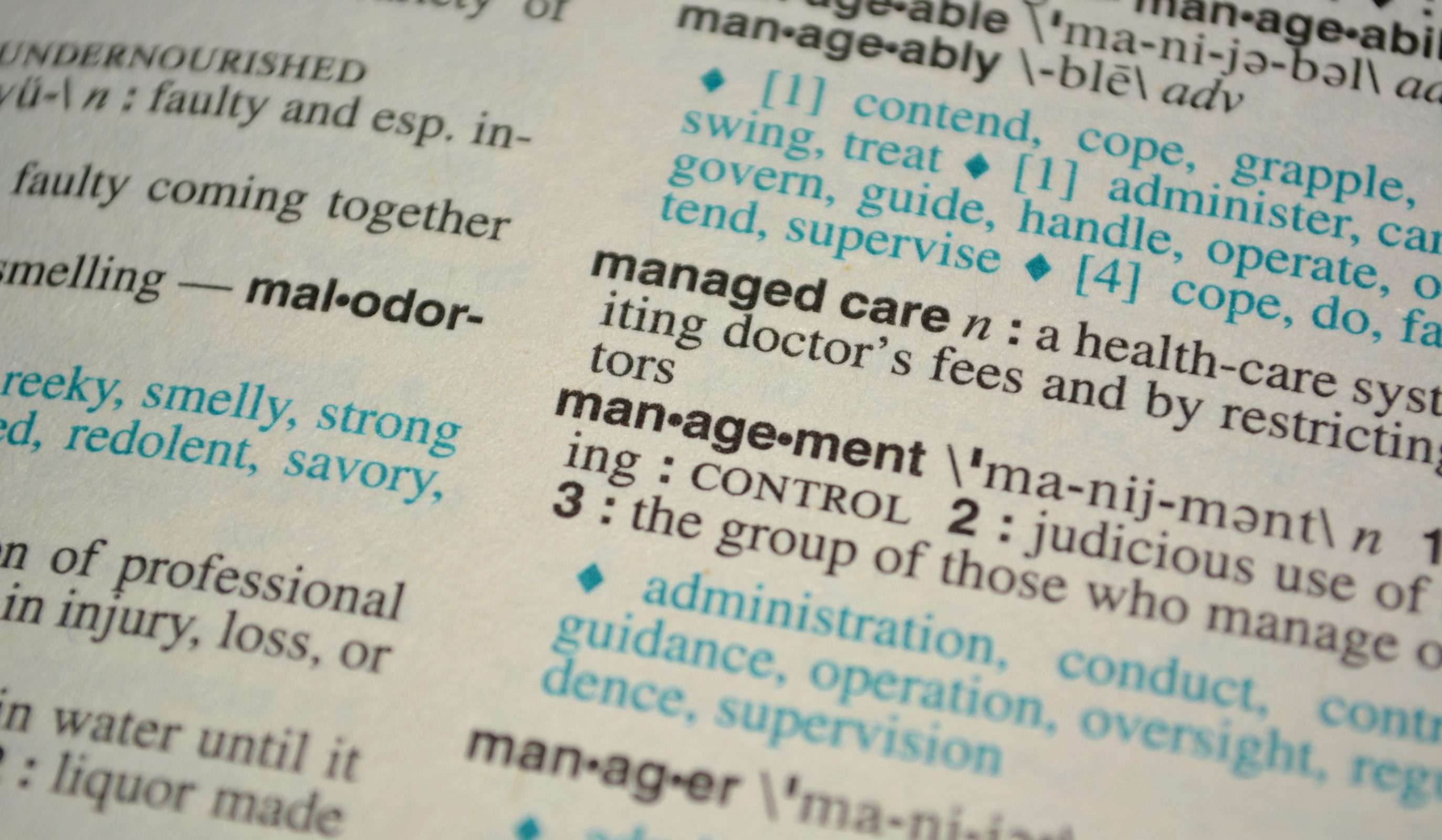 Managed Care IDD Special Needs